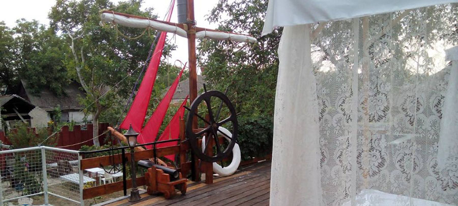 Алые паруса мини-пансионат