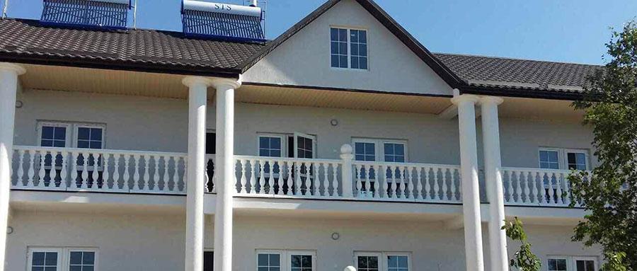 Азовский дворик в Генгорке