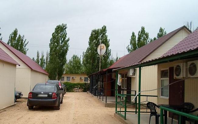 Мини-пансионат Колос в Генгорке
